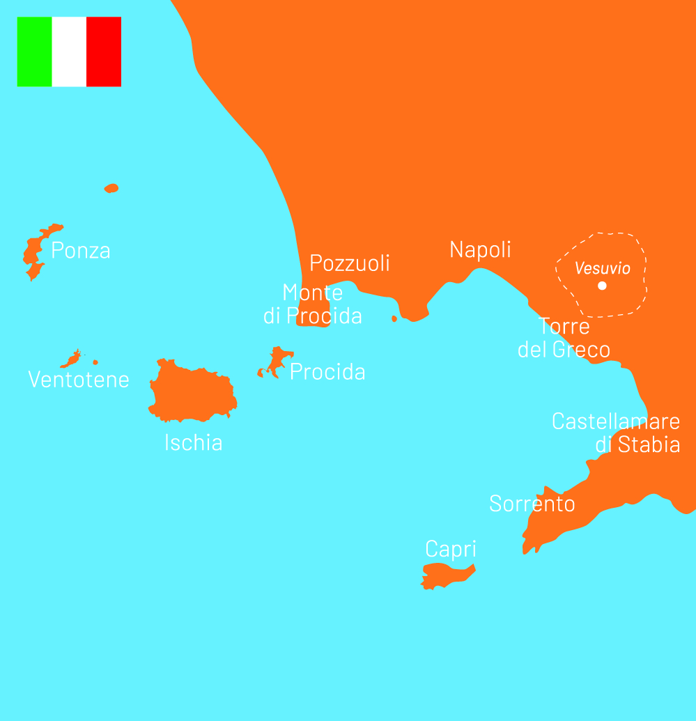 La Grande Famille De Procida Ischia